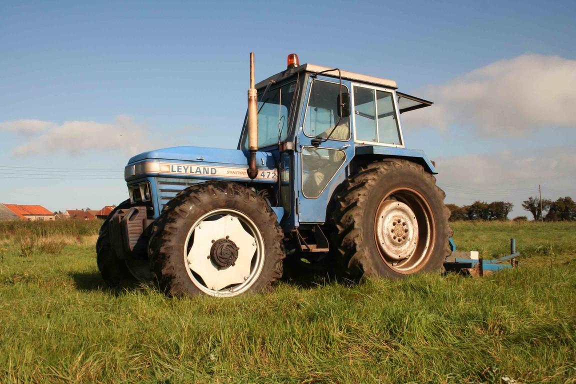 Visa Credit Card Login >> Tractor Barn Productions - Leyland Tractors
